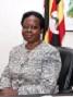 Uganda's Minister of Tourism, Wildlife, and Antiquities Maria Mutagamba