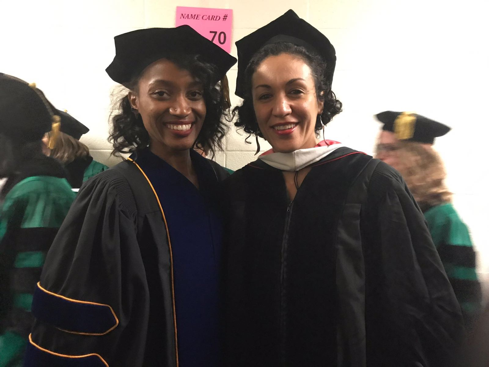 Tana Juko, 31, defies odds, sails her way to a Ph.D.